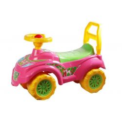 Pojazd Jeździk RÓŻOWY