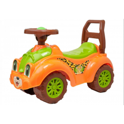 Jeździk Pojazd Pomarańczowy