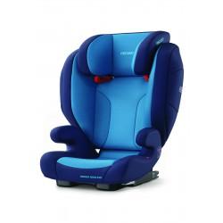 Recaro Fotelik Monza Nova EVO Seatfix Xenon Blue 15-36 kg
