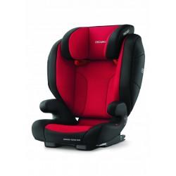 Recaro Fotelik Monza Nova EVO Seatfix Racing Red 15-36 kg
