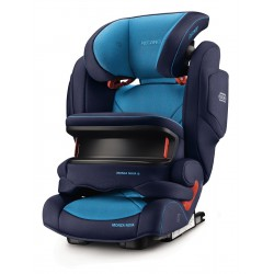 Recaro Fotelik Monza Nova IS Seatfix XENON BLUE 9-36kg