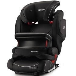 RECARO Fotelik Monza Nova IS Seatfix PERFORMANCE BLACK 9-36kg