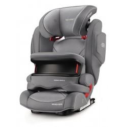 RECARO Fotelik Monza Nova IS Seatfix ALUMINIUM GREY 9-36kg