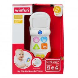 WinFun Uśmiechnięty Telefon 3m+