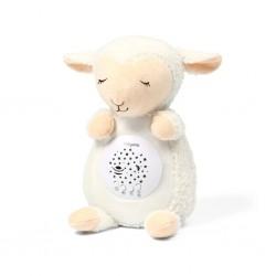 BABYONO Przytulanka Projektor SHEEP SCARLET 596