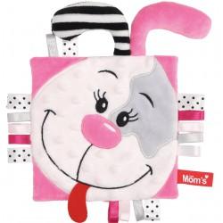 Mom's Care Szeleścik Sensoryczny Pinky 991