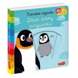 EGMONT Dzień Dobry Pingwinku! Akademia Mądrego Dziecka