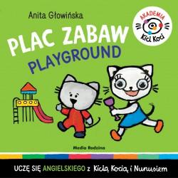 KICIA KOCIA Plac Zabaw PLAYGROUND