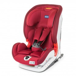 CHICCO Fotelik YOUniverse Fix Red Passion 9-36kg
