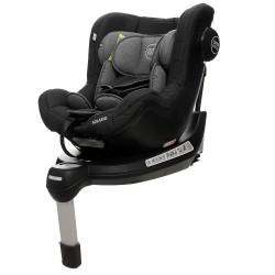 Coto Baby Fotelik SOLARIO BLACK MELANGE ISOFIX
