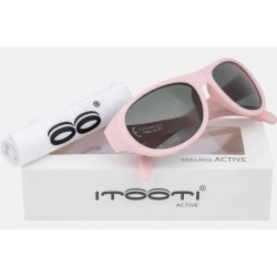 ITOOTI Okulary przeciwsłoneczne Active Large różowe 7+