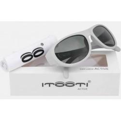 ITOOTI Okulary przeciwsłoneczne Active Large Szare 7+