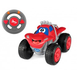 CHICCO Samochód Zdalnie Sterowany Billy Czerwony
