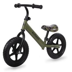 Rowerek Biegowy Dziecięcy KIDWELL REBEL KHAKI