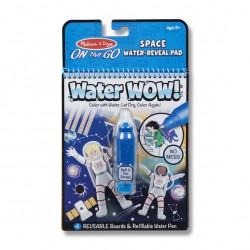 Melissa&Doug Water Wow! Wodna Kolorowanka Wielokrotnego Użytku - Kosmos