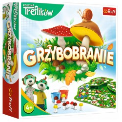 TREFL Gra GRZYBOBRANIE