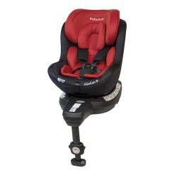 BabySafe ALASKAN Fotelik 0-18kg Czerwono Czarny