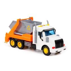 Auto Ciężarowe Kontener PROFI z Dźwiękami POLESIE