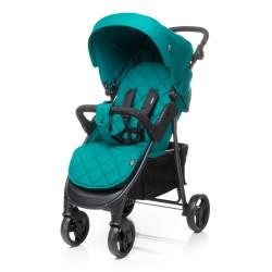 4BABY Wózek Spacerowy RAPID XIX Turquoise