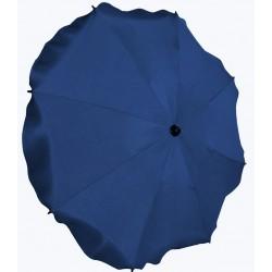 Parasolka uniwersalna  okrągła do wózka granat