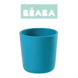 BEABA Silikonowy kubek blue 150ml