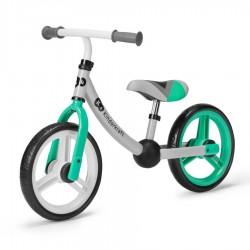 Rowerek biegowy Kinderkraft 2WAY NEXT LIGHT GREEN