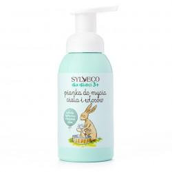Pianka do mycia ciała i włosów dla dzieci 290ml SYLVECO