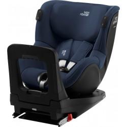 BRITAX ROMER Fotelik Obrotowy 9-18kg Dualfix iSense z Bazą Indigo Blue