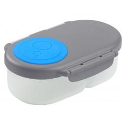 B.BOX Snackbox Pojemnik na przekąski BLUE SLATE