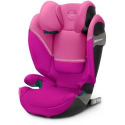 CYBEX Fotelik SOLUTION S I-FIX Magnolia Pink Purple 15-36kg