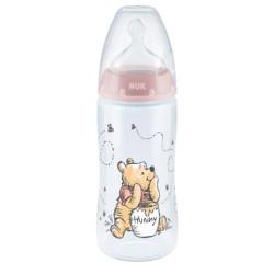 Butelka NUK First Choice+ ze wskaźnikiem temperatury Kubuś Puchatek 300ml