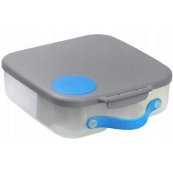 B.BOX Lunchbox Pojemnik Śniadaniowy Blue Slate
