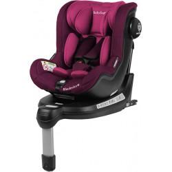BabySafe Fotelik RHODESIAN Pink/Violet 0-18kg