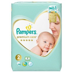 Pampers Premium Care 2 Mini...