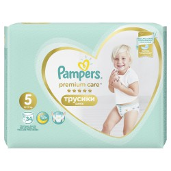 Pampers Pieluszki PC PANTS...