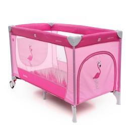 Coto Baby Łóżko Podróżne SAMBA PLUS 10 PINK