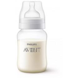 AVENT ANTI-COLIC Butelka antykolkowa dla niemowląt ŻYRAFKA 260ml
