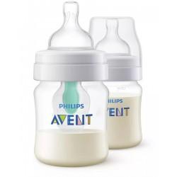AVENT ANTI-COLIC Butelka Antykolkowa 125ml 2szt 810/24