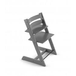 STOKKE Krzesło Tripp Trapp Chair White - Storm Grey