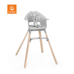 STOKKE Krzesło Clikk High Chair Cloud Grey
