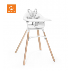 STOKKE Krzesło Clikk High Chair White