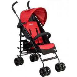Wózek Spacerowy Zuma Kids Explorer Czerwony