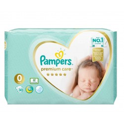 Pampers Pieluszki PC NEWBORN 0 do 3 kg 30szt