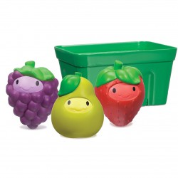 MUNCHKIN Zabawka kąpielowa Owoce w Koszyczku