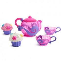 MUNCHKIN Zestaw zabawek do kąpieli Herbatka i Ciasteczka