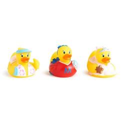 MUNCHKIN Zabawka kąpielowa Mini Kaczuszki 3szt