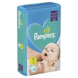 Pampers Pieluszki Newborn 1 43 2 - 5 kg