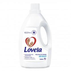 LOVELA Hipoalergiczne Mleczko do prania ubranek dziecięcych do BIELI 1,5L