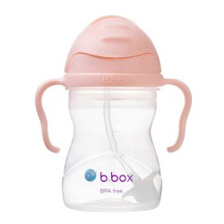 B.BOX Bidon innowacyjny ze słomką tutti frutti