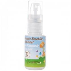 AZETA BIO Organiczny Olejek na przeziębienie dla niemowląt 20ml